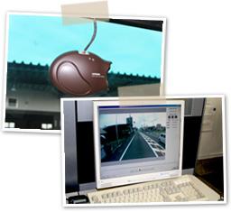 三重のチャーター便はカワキタエクスプレス|ドライブレコーダーイメージ